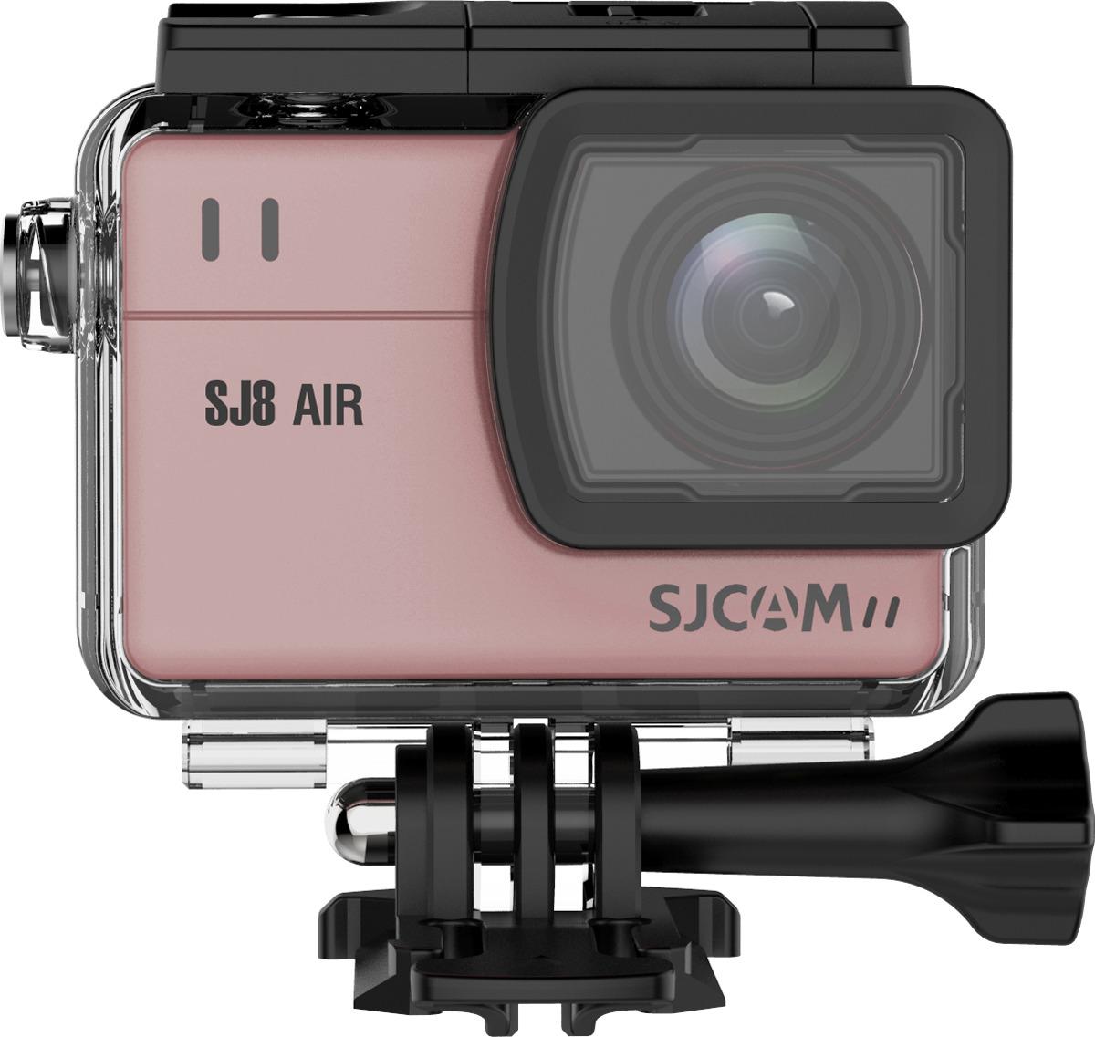 Экшн-камера SJCAM SJ8 Air, SJ8 Air (rose), розовый домашний кинотеатр lg sj8