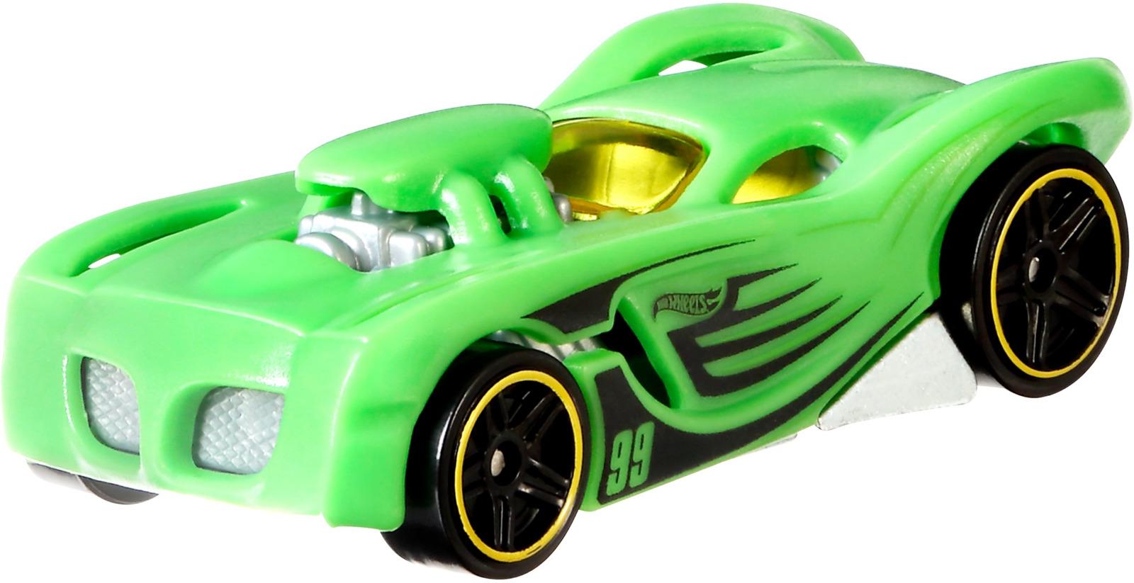 Машинка Hot Wheels Color Shifters 16 Angels, BHR15_GBF22, зеленый hot wheels мотоцикл с гонщиком цвет черный зеленый