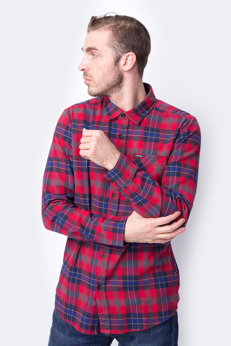 цена Рубашка Volcom онлайн в 2017 году