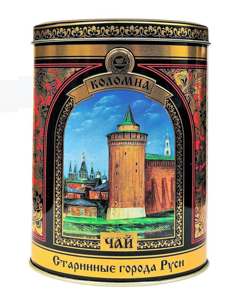 Чай индийский Старинные города Руси