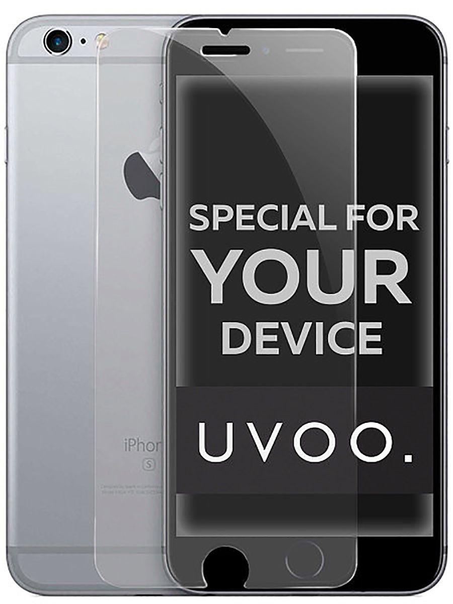 Защитное стекло UVOO 2D для Apple iPhone 6/6S, прозрачный