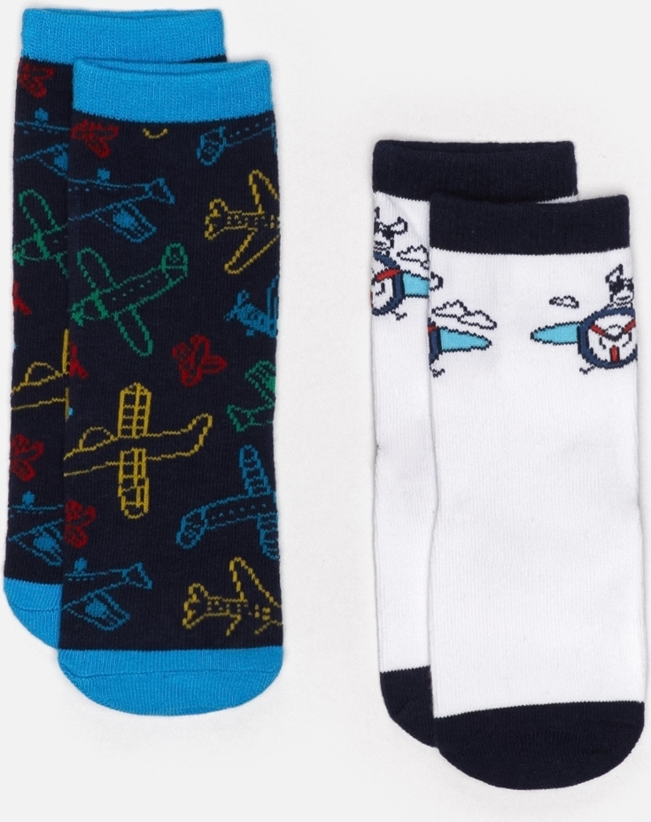 белье acoola носки детские 3 пары цвет ассорти размер 14 16 32224420039 Носки Acoola