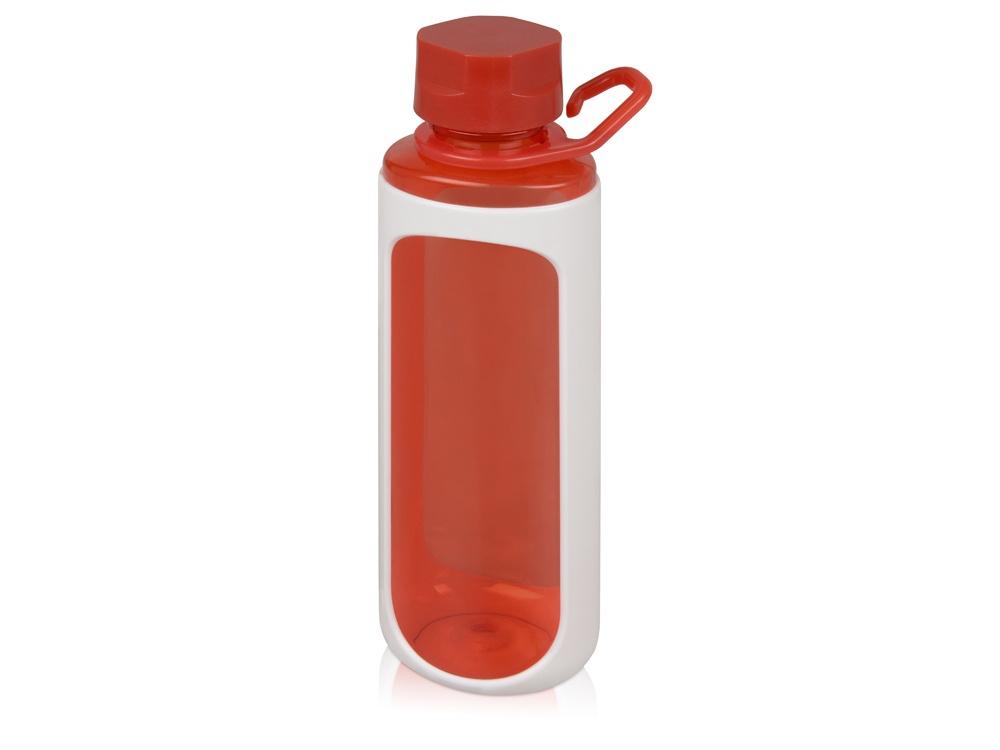 Бутылка для воды «Glendale» 600мл, красная