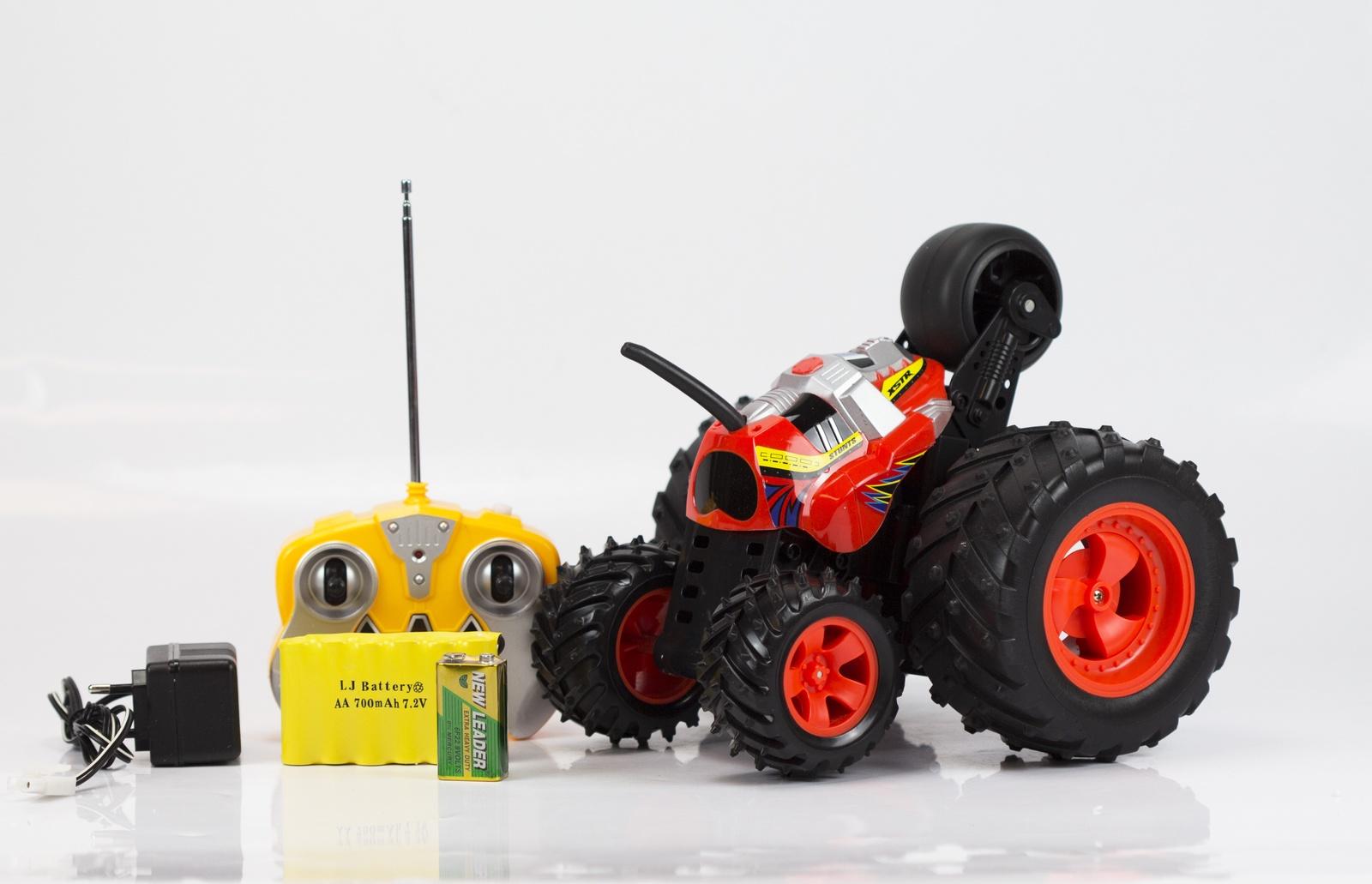 Машина-перевертыш радиоуправляемые игрушки набережные челны