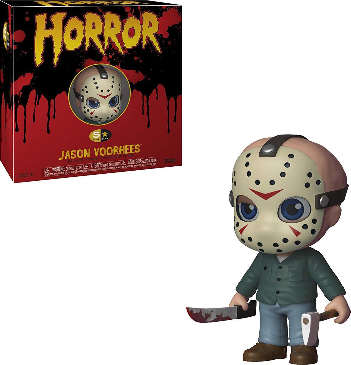 Фигурка Funko Vinyl Figure: 5 Star: Horror: Jason Voorhees 34012 фигурка funko pop vinyl horror gremlins 2 drag gremlin 32348