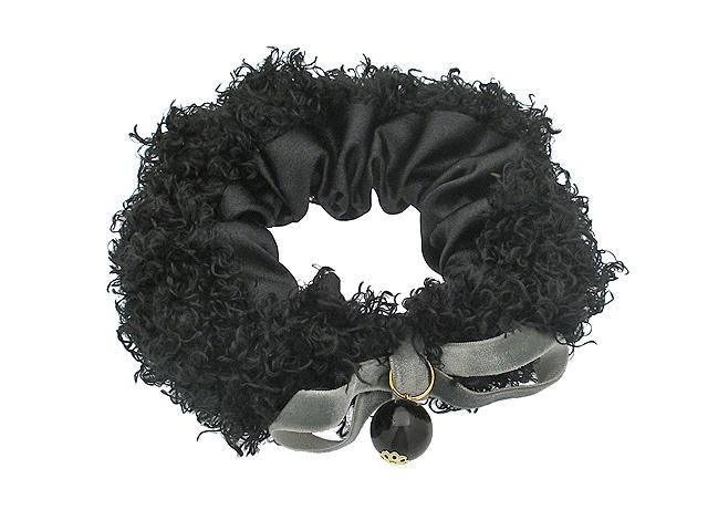 Резинка для волос женская Magie Accessoires 647231, черный647231Резинка для волос на голову.