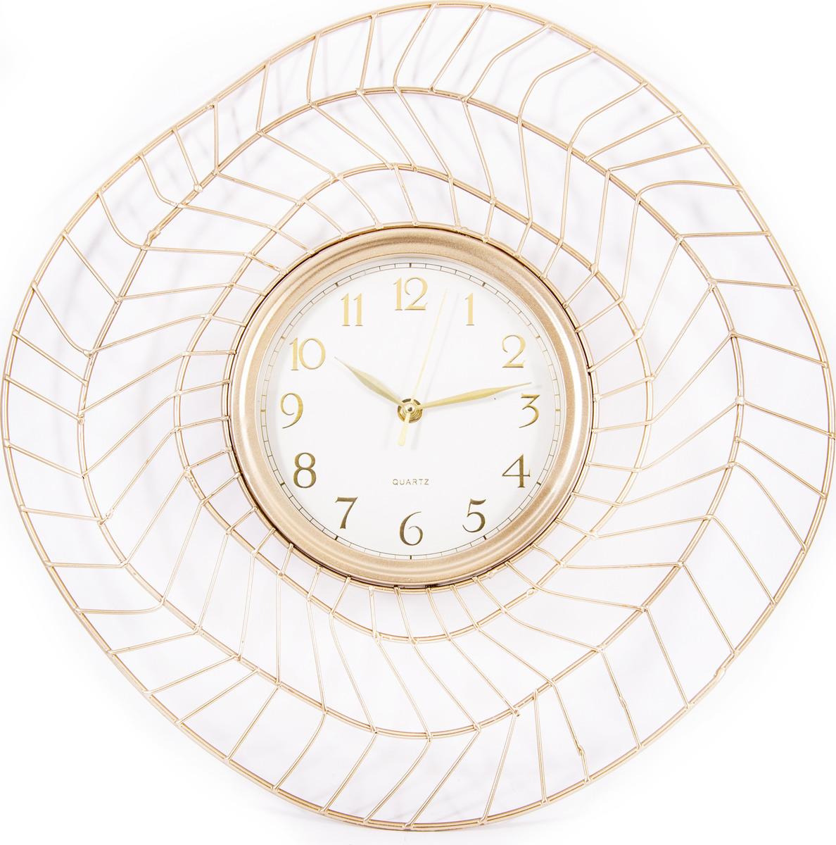 Часы настенные La Geer, 60807, разноцветный, 46 х 5 х 46 см все цены