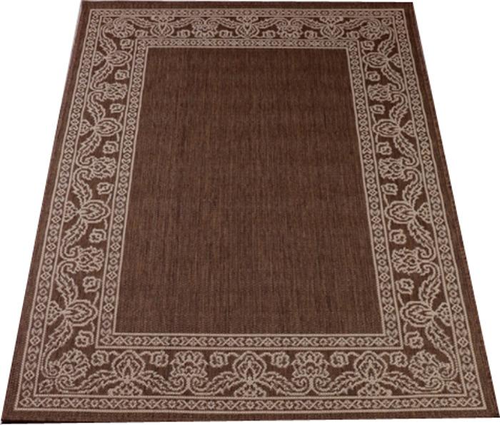 Ковер Oriental Weavers Давн, 21101, коричневый, 170 х 120 см ковер oriental weavers леа цвет коричневый 120 х 180 см 14922