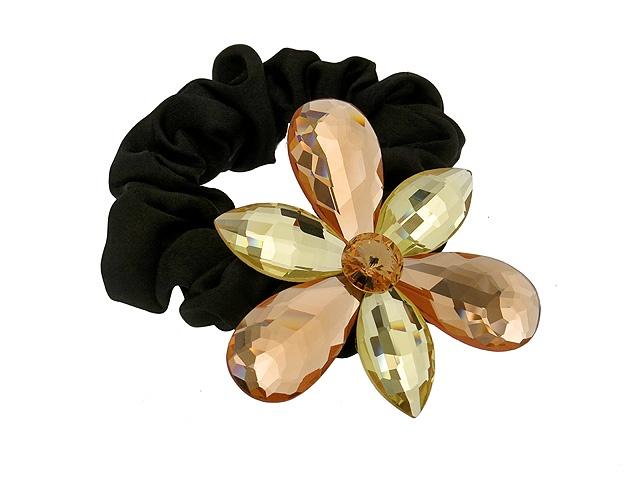 Резинка для волос женская Magie Accessoires 616031, оранжевый616031Резинка для волос на голову.