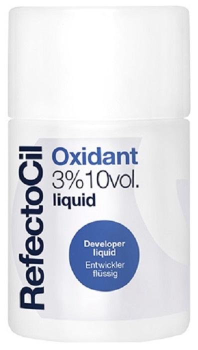 Окислитель 3 % REFECTOCIL liquid 100 мл жидкий 3 оксидант для разведения краски 100 мл refectocil refectocil