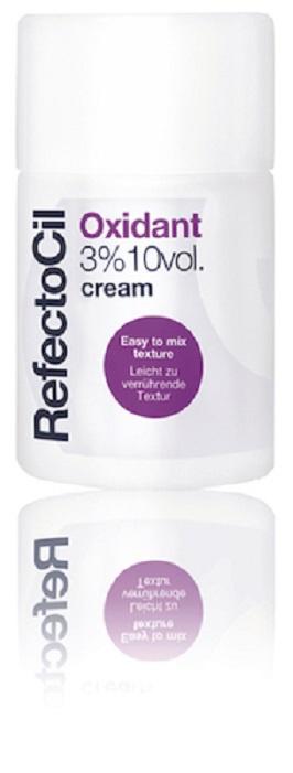 Окислитель 3 % REFECTOCIL cream 100 мл жидкий 3 оксидант для разведения краски 100 мл refectocil refectocil