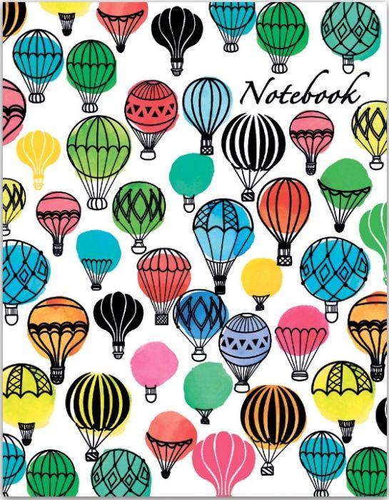 Записная книжка Феникс+ Воздушные шары, 47123, 96 л, 117х151 мм шары aramith pool premier d57 2 мм