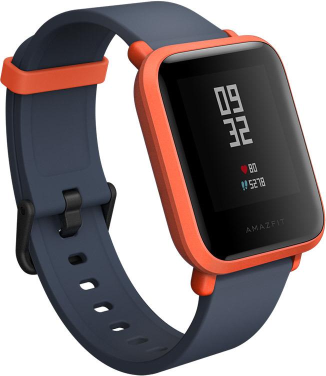 Умные часы Xiaomi Amazfit Bip, Bright Orange (2740)