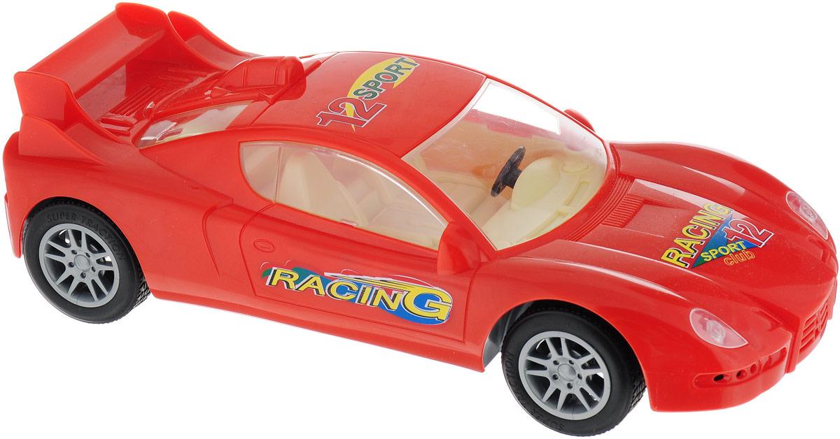 Машинка Полесье Racing, инерционная, цвет в ассортименте инерционная машинка наша игрушка машина 1 34 цвет в ассортименте м6097110329