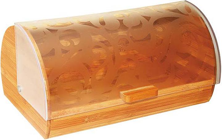 Фото - Хлебница Maestro, MR-1674S, коричневый хлебобулочные изделия