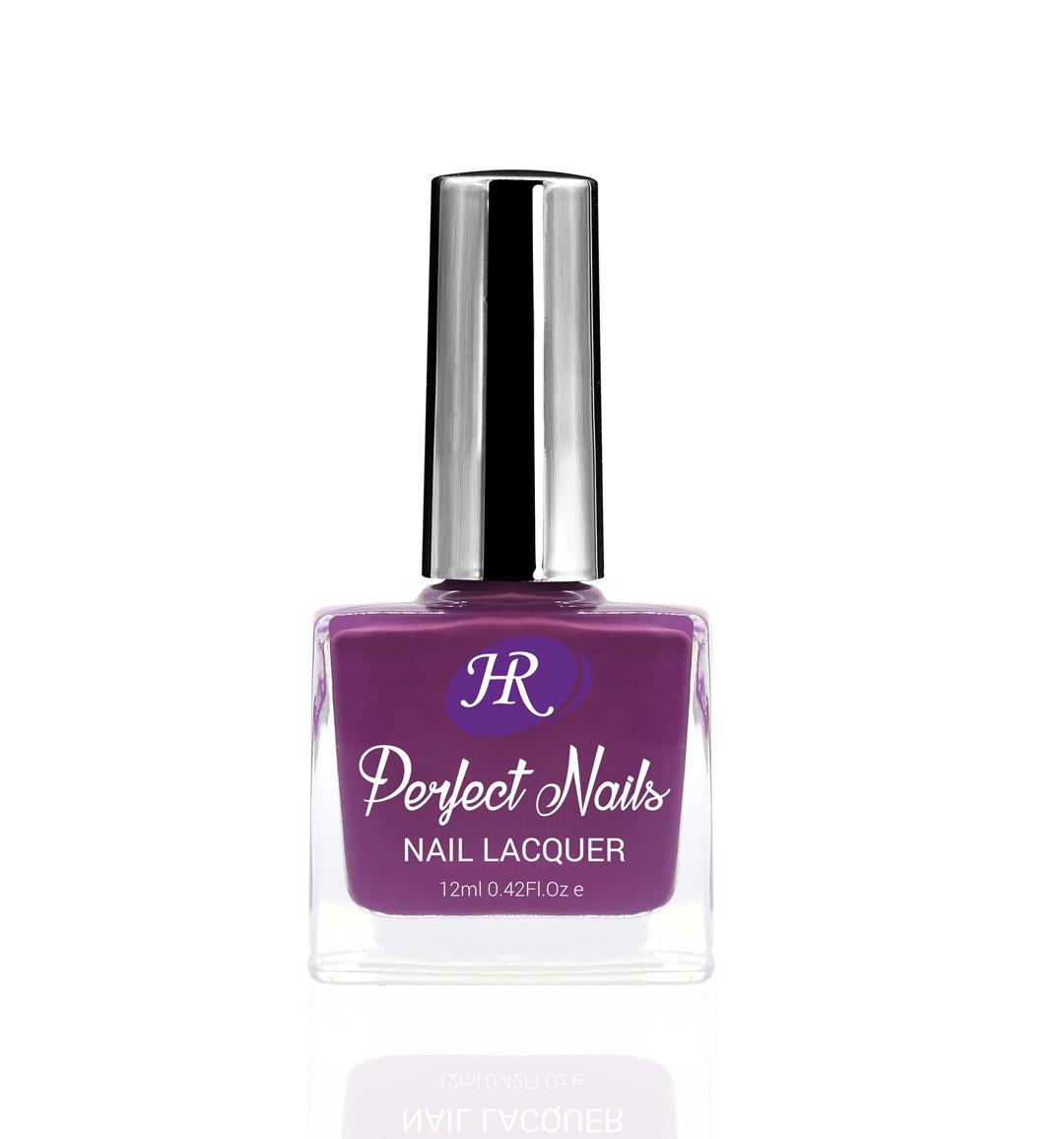 Лак Perfect Nails 017 12мл HOLY ROSE 78017 фиолетовый