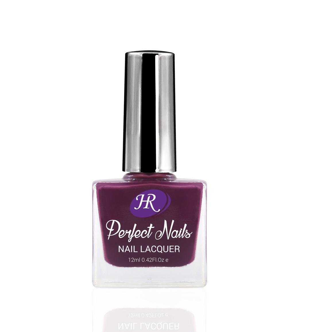 Лак Perfect Nails 015 12мл HOLY ROSE 78015 фиолетовый729-78015Лак HOLY ROSE подарит вам красивый маникюр и отличное настроение. Оптимальная консистенция, удобная кисточка позволяют легко и равномерно покрыть ногти. Быстро сохнет, удаляется любой жидкостью для снятия лака. Оцените превосходное качество по привлекательной цене!