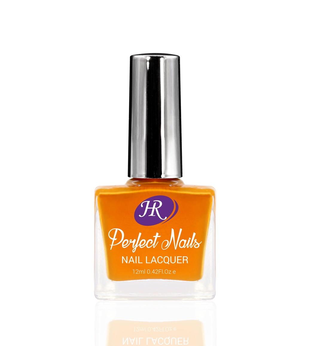 Лак Perfect Nails 003 12мл HOLY ROSE 78003 оранжевый