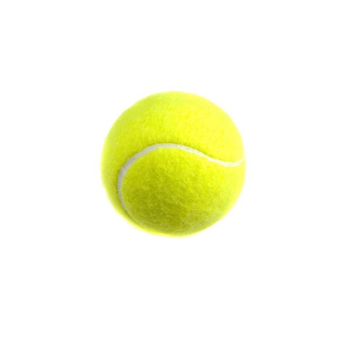 Мяч теннисный Dobest, TB-GA01, желтый, 1 шт