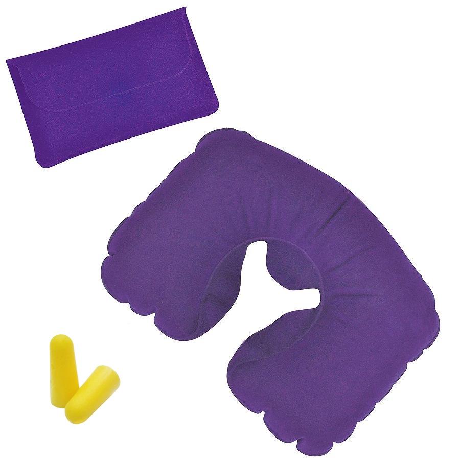 Подушка для шеи Дерево Счастья Долгая Дорога, фиолетовый подушка для шеи дерево счастья долгая дорога желтый