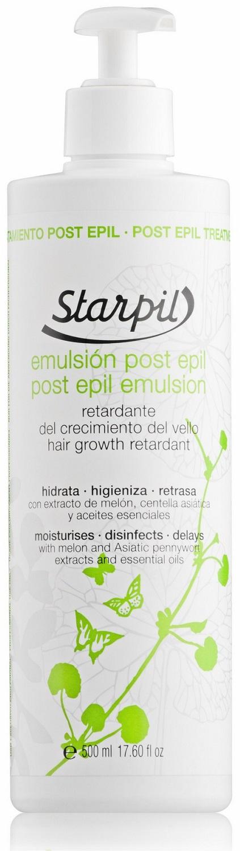 Эмульсия после депиляции STARPIL приостановление роста волос 500 мл