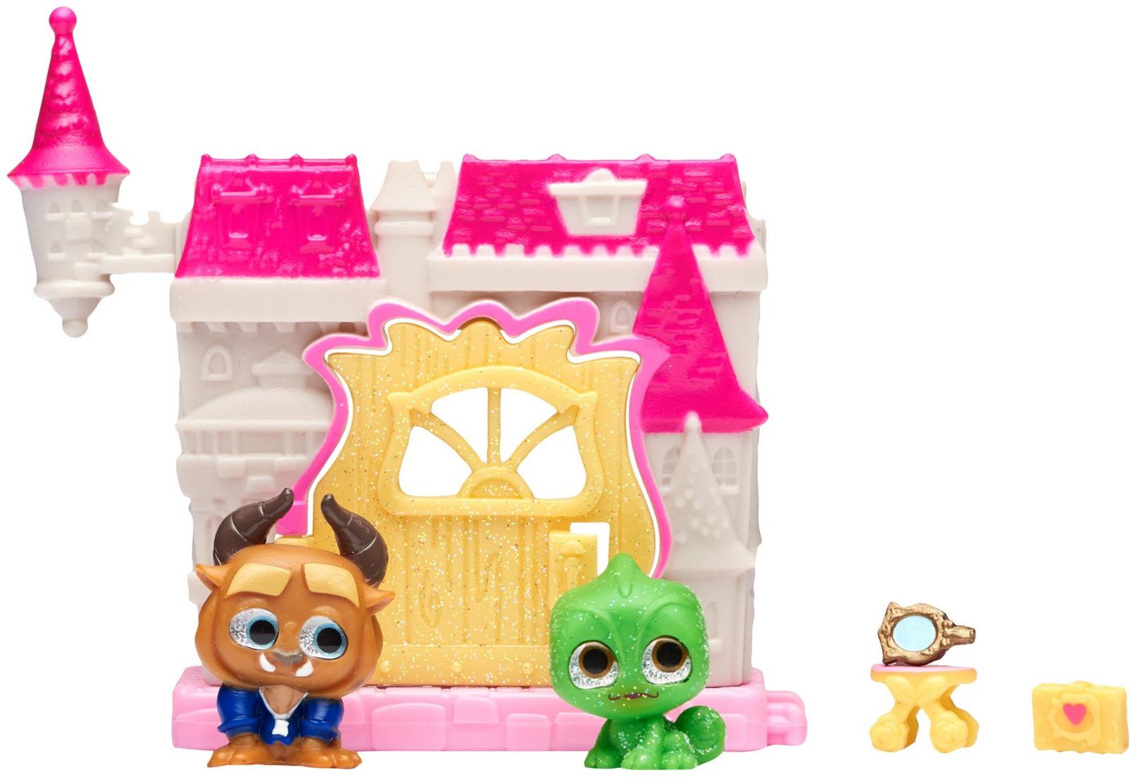 """Набор игровой Moose Disney Doorables """"Красавица и Чудовище"""", 69411, с аксессуарами"""