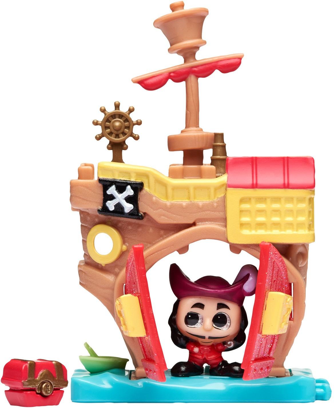 """Набор игровой Moose Disney Doorables """"Питер Пэн"""", 69416, с аксессуарами"""