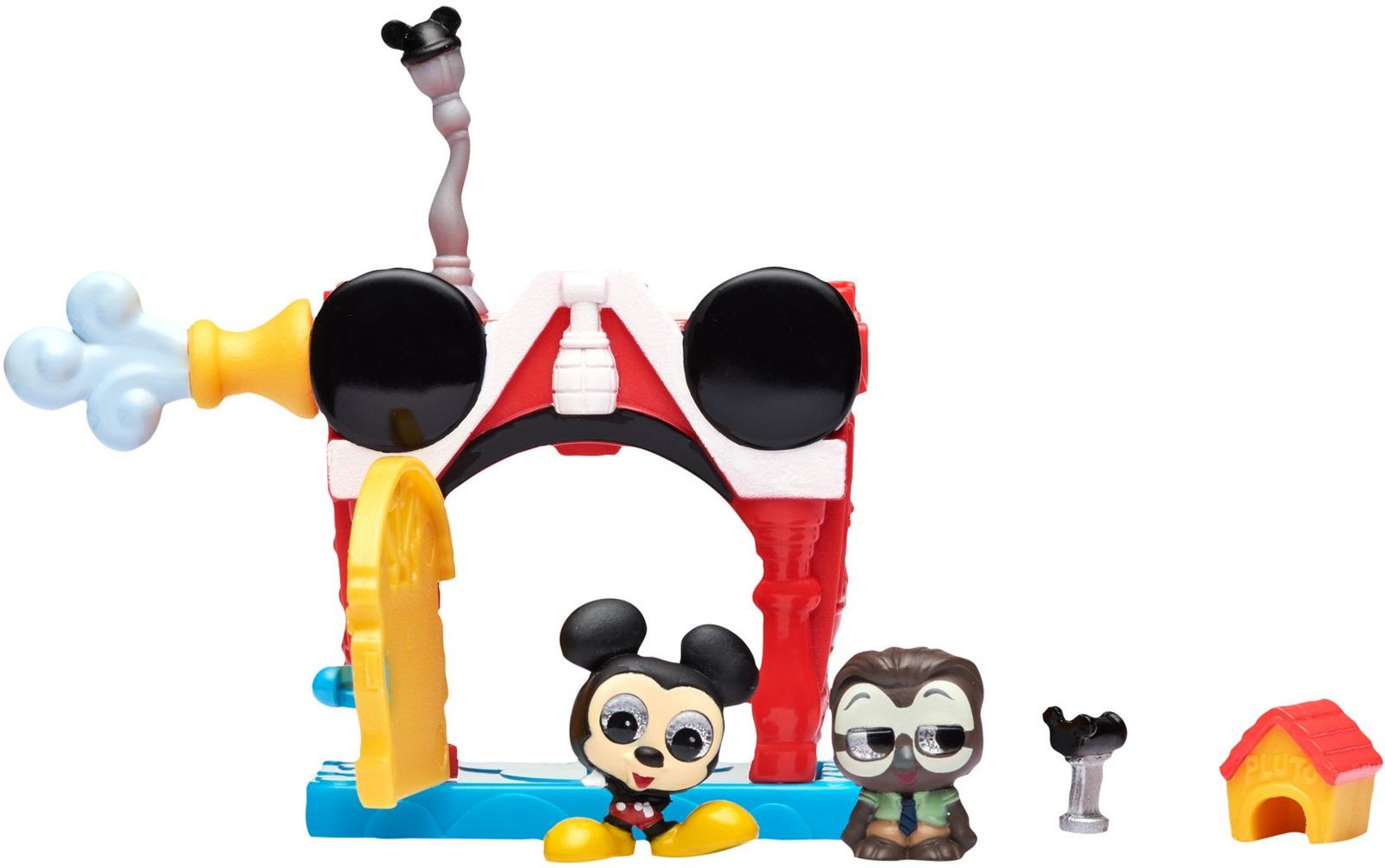 """Набор игровой Moose Disney Doorables """"Микки Маус и друзья"""", 69419, с аксессуарами"""