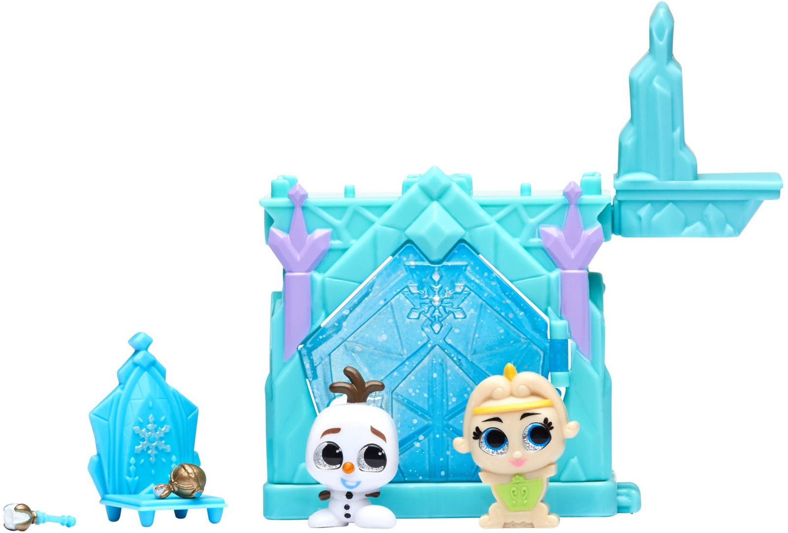 """Набор игровой Moose Disney Doorables """"Холодное сердце"""", 69410, с аксессуарами"""