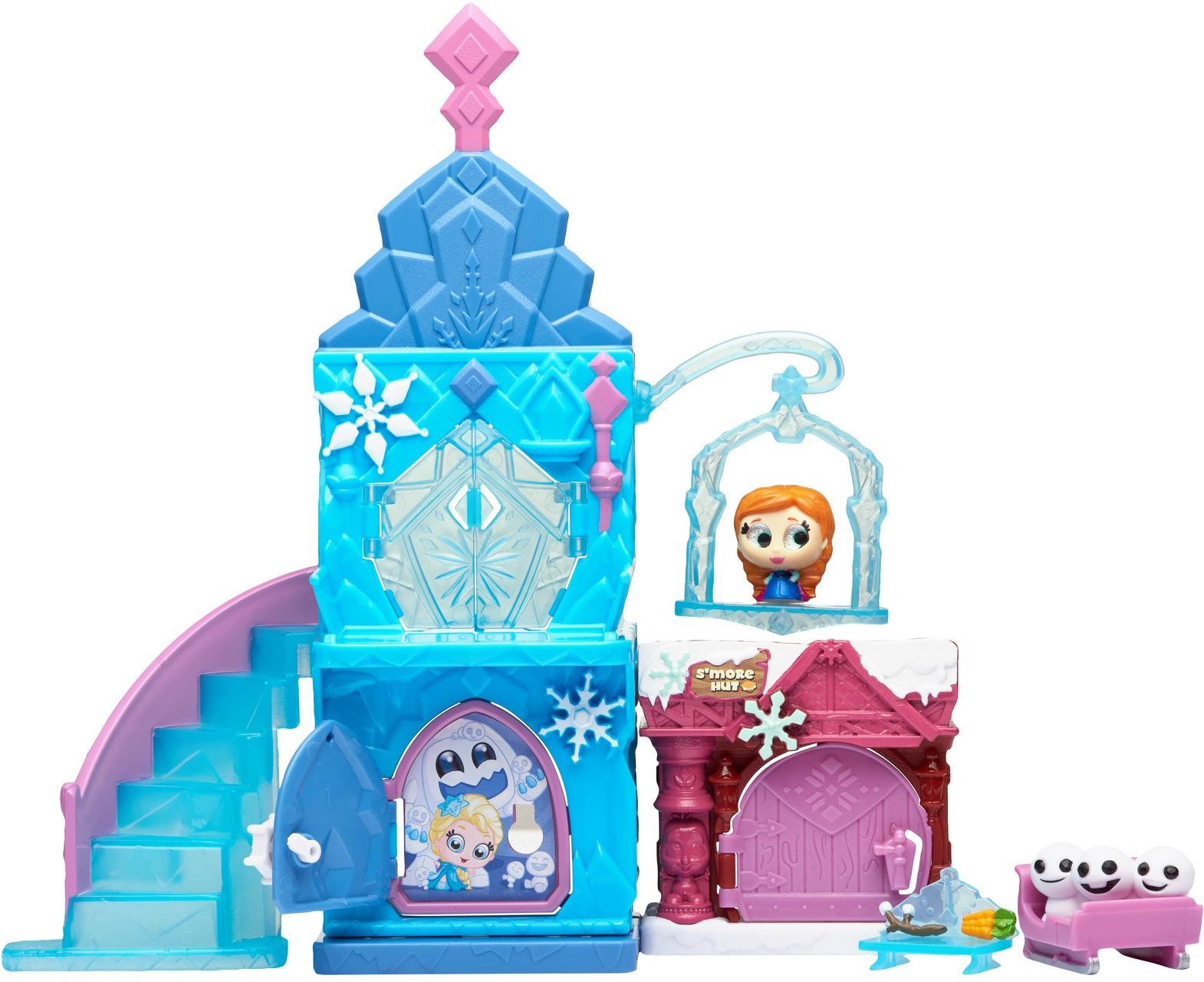 """Набор игровой Moose Disney Doorables """"Холодное сердце"""", 69408, с аксессуарами"""