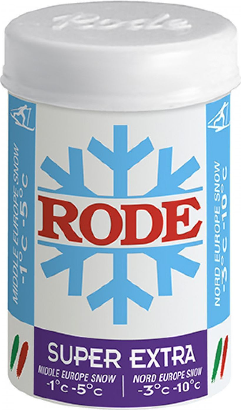 Мазь держания Rode Blue Super Extra, P38, твердая, -1...-5 °С, 45 г бепантен мазь 5% 50г