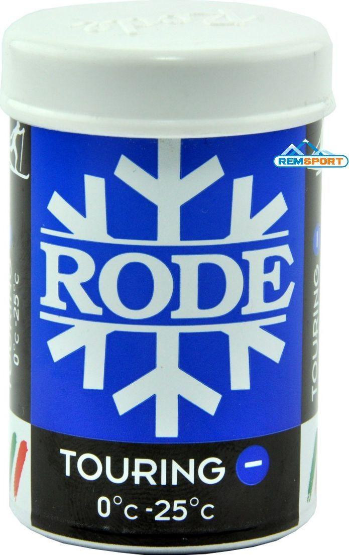 Мазь держания Rode Touring minus, P100, твердая, 0...-25 °С, 45 г салвисар мазь 25 г n2