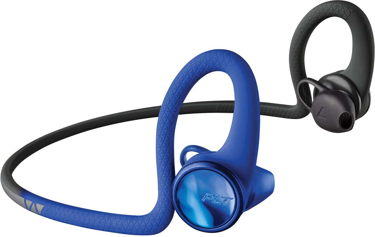 Беспроводные наушники Plantronics Backbeat Fit 2100, синий цена и фото