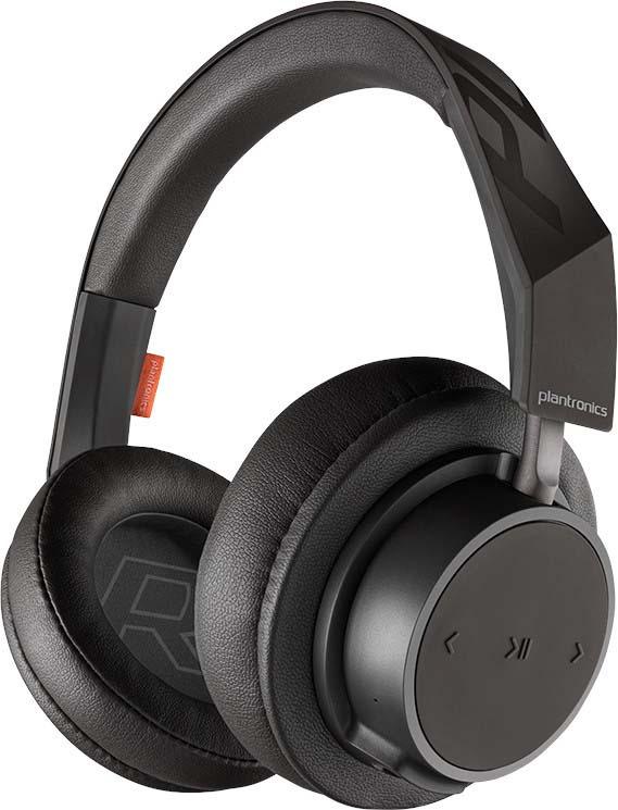 Беспроводные наушники Plantronics Backbeat Go 605, черный наушники plantronics backbeat pro 2 se