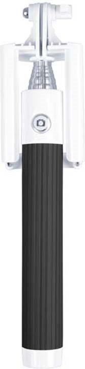 Монопод-мини для селфи Interstep MP-115B, черный монопод для селфи interstep mp 110b черный