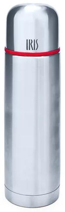 Термос Iris Barcelona, I8324-I, серебристый, 750 мл цена