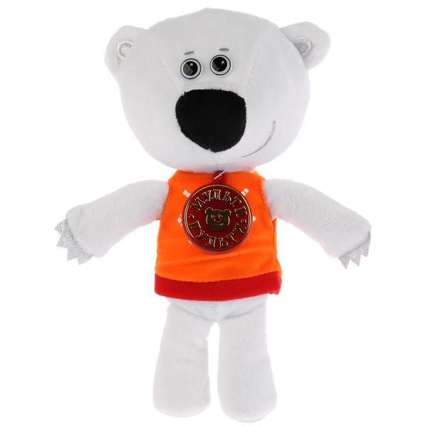 Мягкая игрушка Мульти-пульти Медвежонок Белая Тучка, 20 см развивающая игрушка ми ми мишки ксилофон тучка page 7