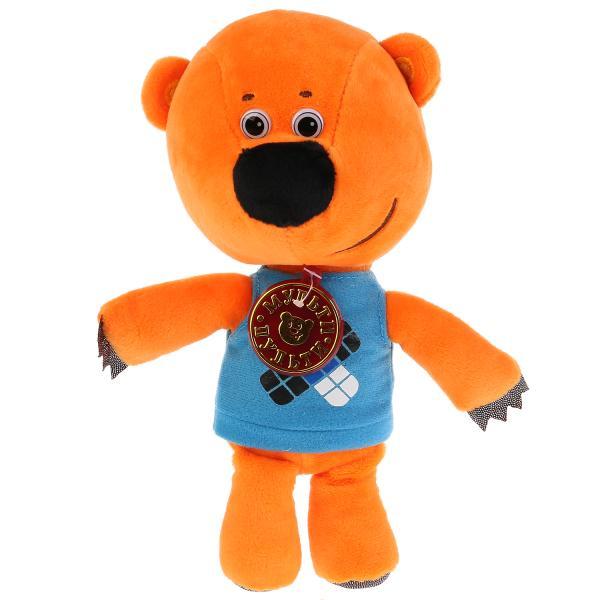 """Мягкая игрушка Мульти-пульти """"Медвежонок Кеша"""", 20 см"""