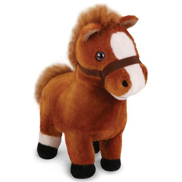 Интерактивная игрушка MY FRIENDS 259988, 259988 коричневый интерактивная игрушка hasbro fur real friends ходячие ласковые зверята пони от 4 лет коричневый а2536
