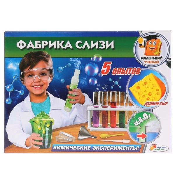 Развивающая игрушка Играем вместе ОПЫТ, 261102