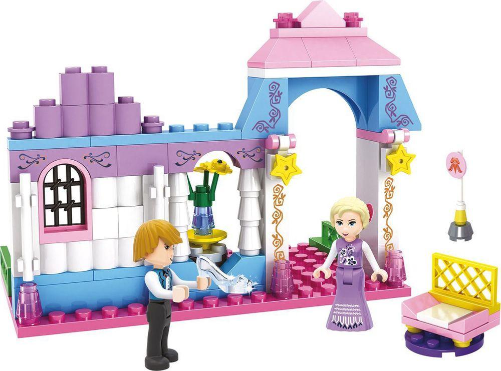 Конструктор В поисках принцессы, 1157892 конструктор забияка в поисках принцессы 1157892