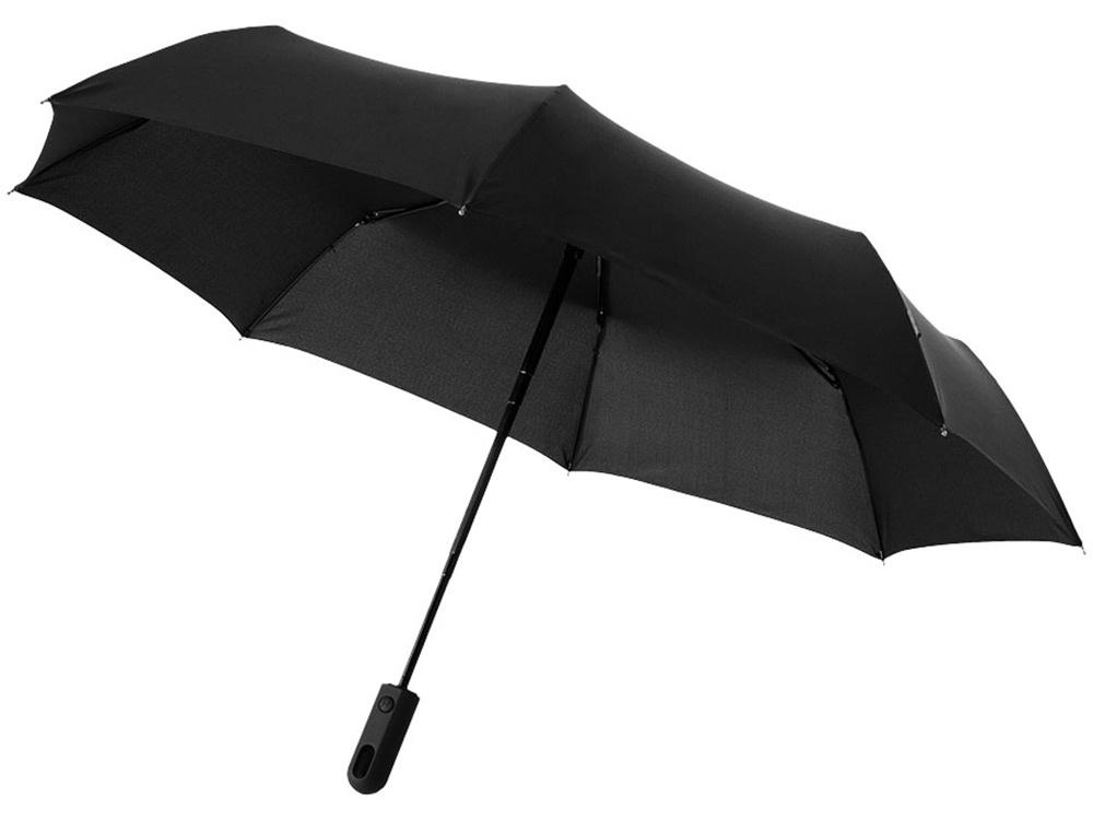 Зонт Marksman Traveler автоматический, 10906400, черный, 21,5