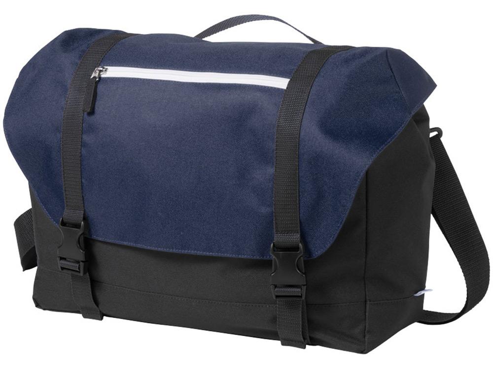 "Сумка для ноутбука US Basic Oakland 15,6"", 12007102, синий"