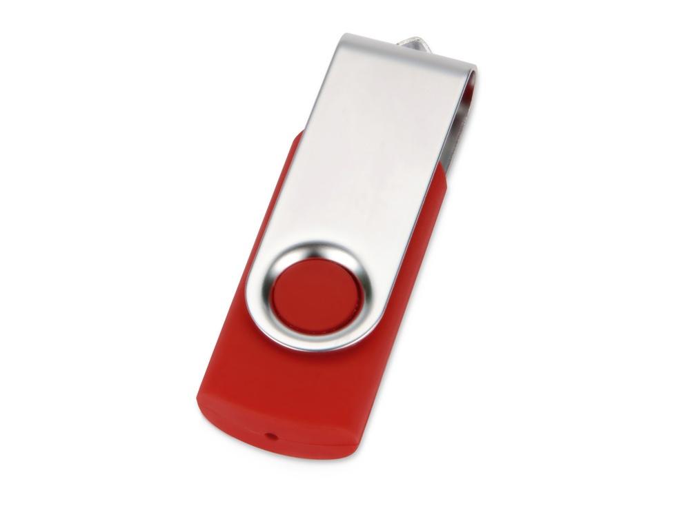 USB Флеш-накопитель Oasis «Квебек», 6211.01.32, красный снять защиту с флеш карты