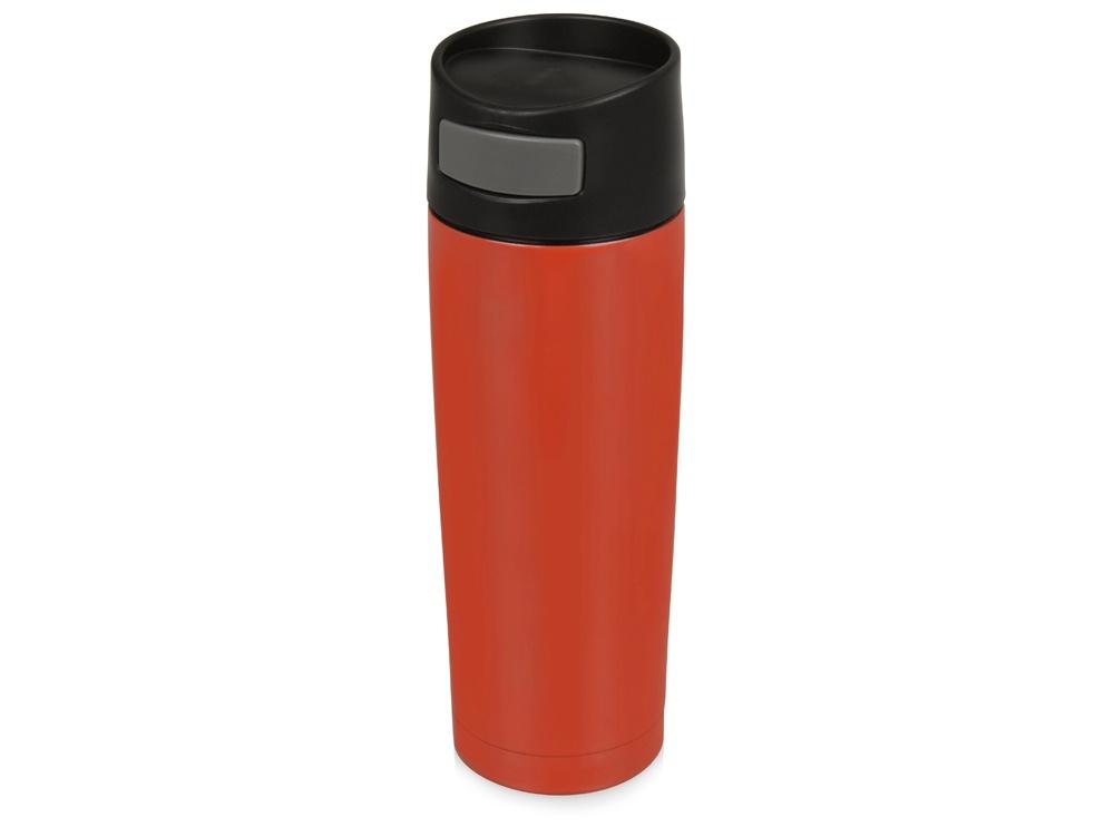 Термокружка Вакуум 450мл, красная
