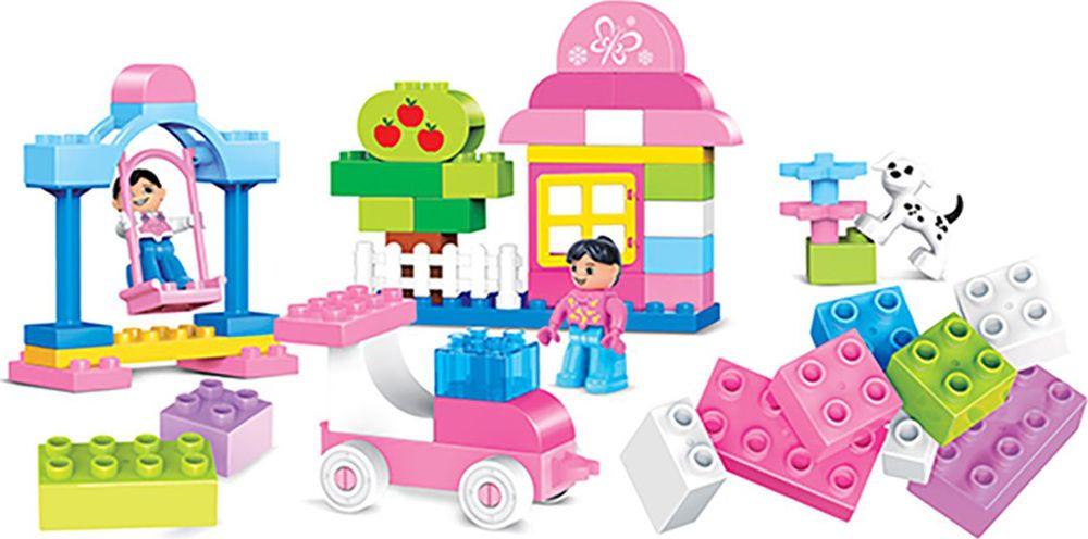 """Конструктор Kids Home Toys """"Модные девчонки"""", 2496905"""