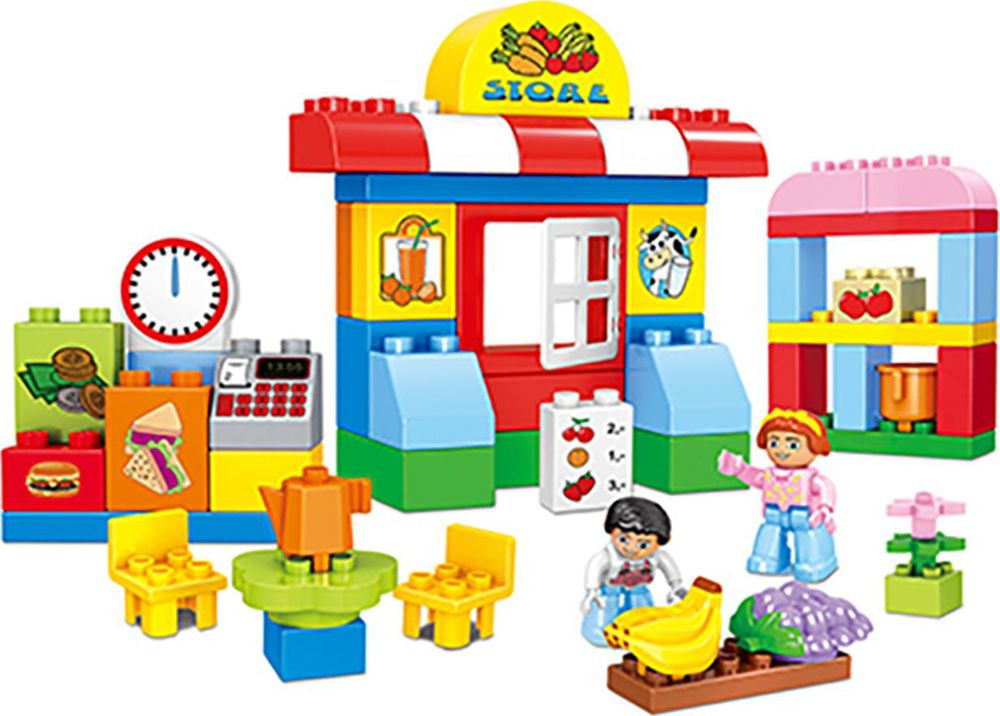 """Конструктор Kids Home Toys """"Супермаркет"""", 2496924"""