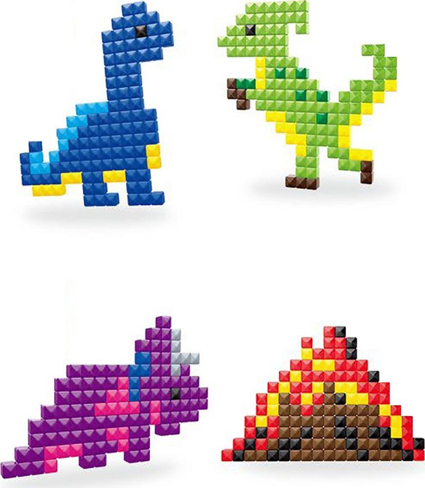 """Конструктор игровой Mosaicpix """"Динозавры"""", 2730658"""