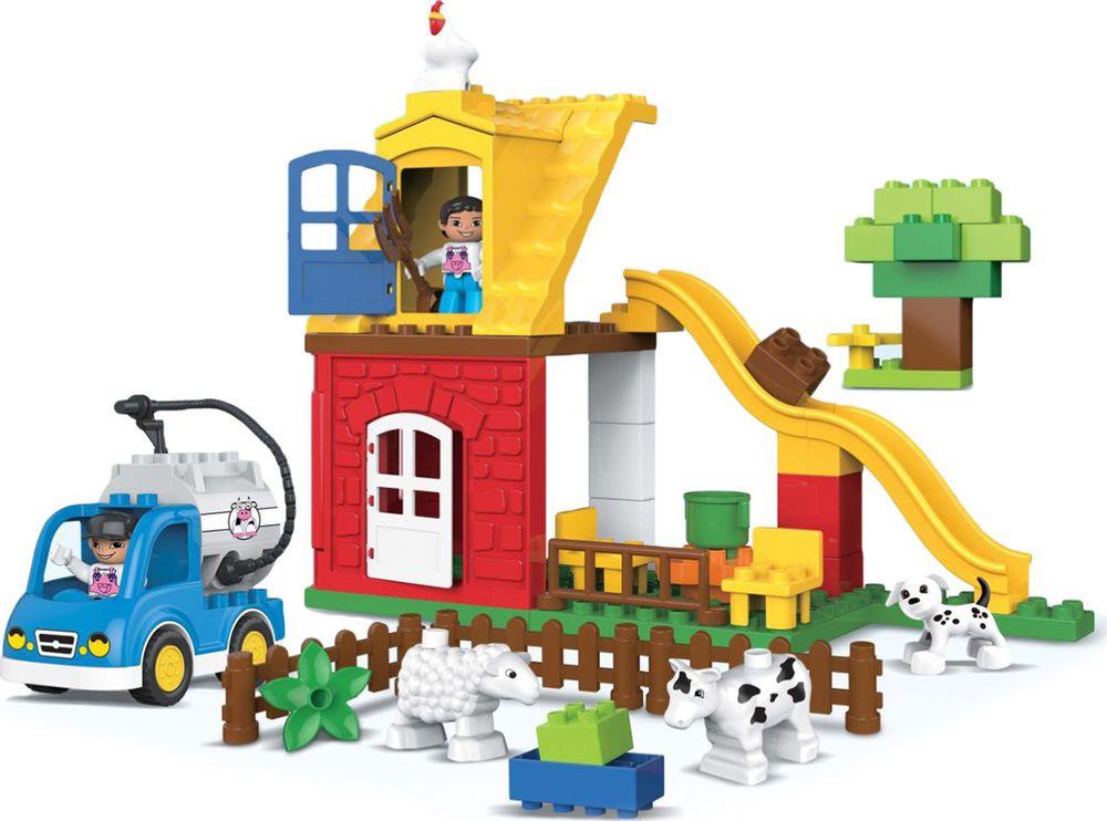 """Конструктор Kids Home Toys """"Забавная ферма"""", 3667633"""
