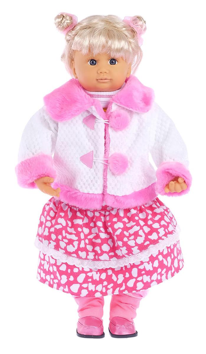 цена на Кукла интерактивная Tongde Настенька-3, 402822, 60 см